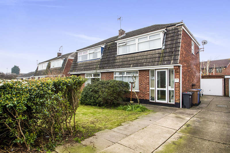 3 Bedrooms Semi Detached House for sale in Ruskin Avenue, Long Eaton, Nottingham, NG10