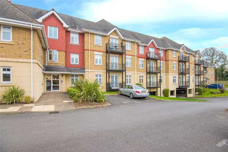 2 Bedrooms Flat for sale in Mayfield Court, London Road, Bushey, WD23