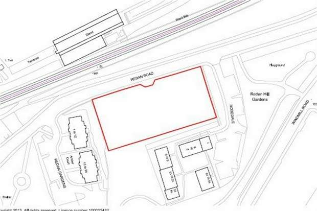 Land Commercial for sale in Redan Road, Aldershot, Hampshire
