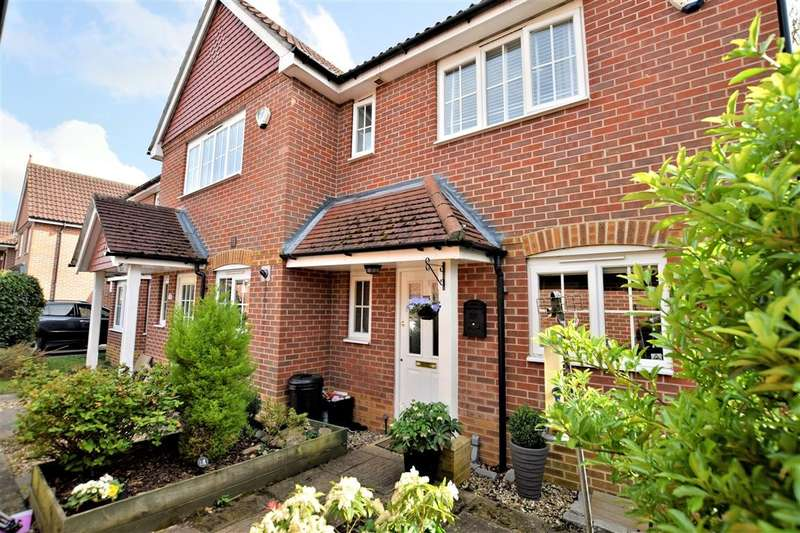 3 Bedrooms End Of Terrace House for sale in Wallace Grove, Three Mile Cross, Reading, RG7