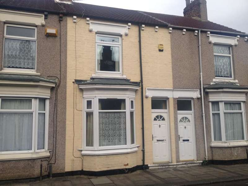 3 Bedrooms Property for sale in Tunstall Street, Middlesbrough, TS3
