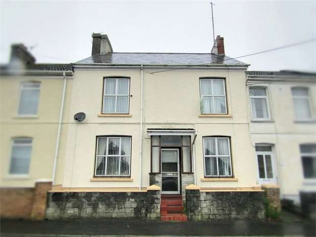 3 Bedrooms Terraced House for sale in Alstred Street, Kidwelly, Carmarthenshire