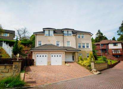 5 Bedrooms Detached House for sale in Croftbank Gate, Bothwell