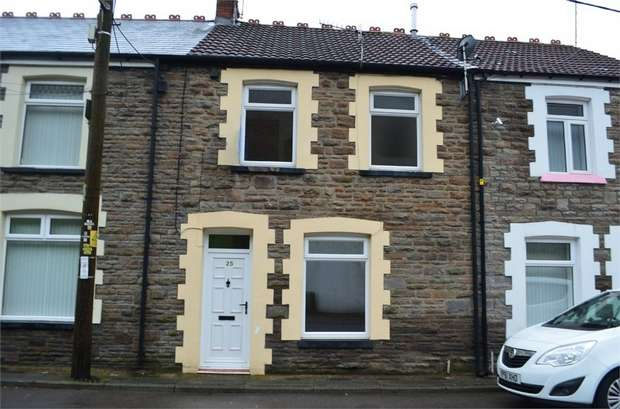 2 Bedrooms Terraced House for sale in Bristol Terrace, Brithdir, New Tredegar, Caerphilly