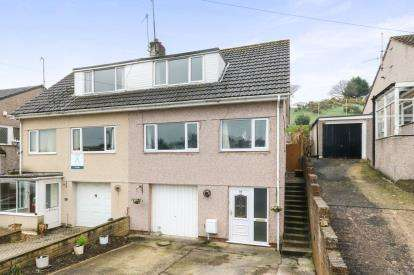 2 Bedrooms Semi Detached House for sale in Maes Y Llan, Conwy, North Wales, LL32