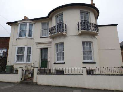 3 Bedrooms Maisonette Flat for sale in Ryde, Isle of Wight