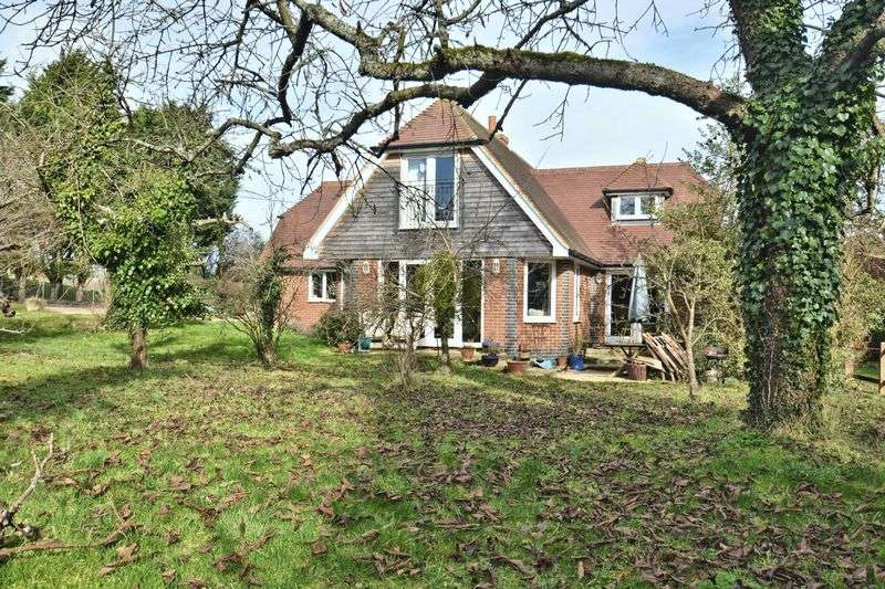 3 Bedrooms Detached House for sale in Wantage Road, Harwell