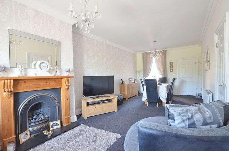 3 Bedrooms Terraced House for sale in Derwent Road, Workington