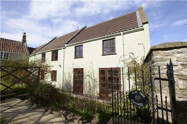 2 Bedrooms Semi Detached House for sale in Elm Tree Cottage Harts Lane, Hallatrow