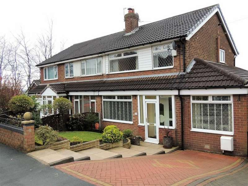 3 Bedrooms Property for sale in Boulderstone Road, Stalybridge