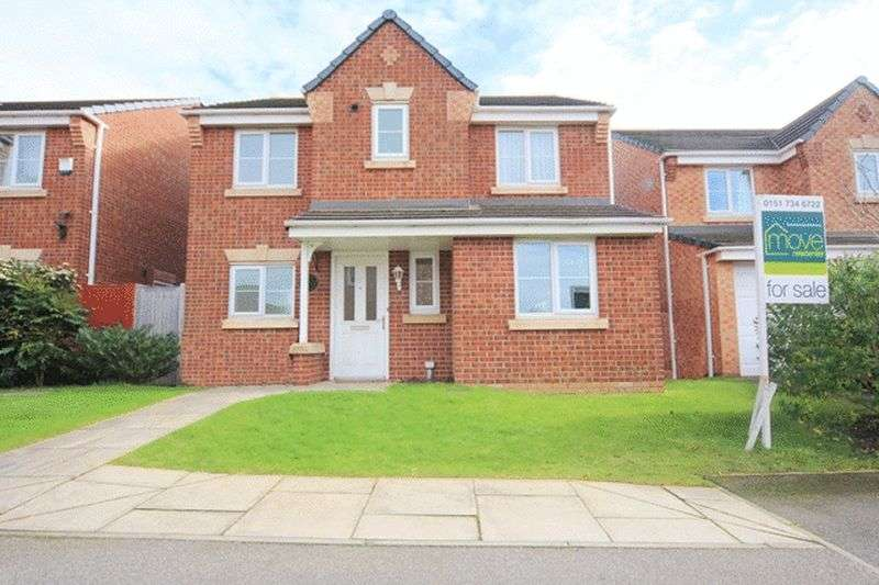 4 Bedrooms Detached House for sale in Plymouth Close, Cressington Heath, Liverpool, L19