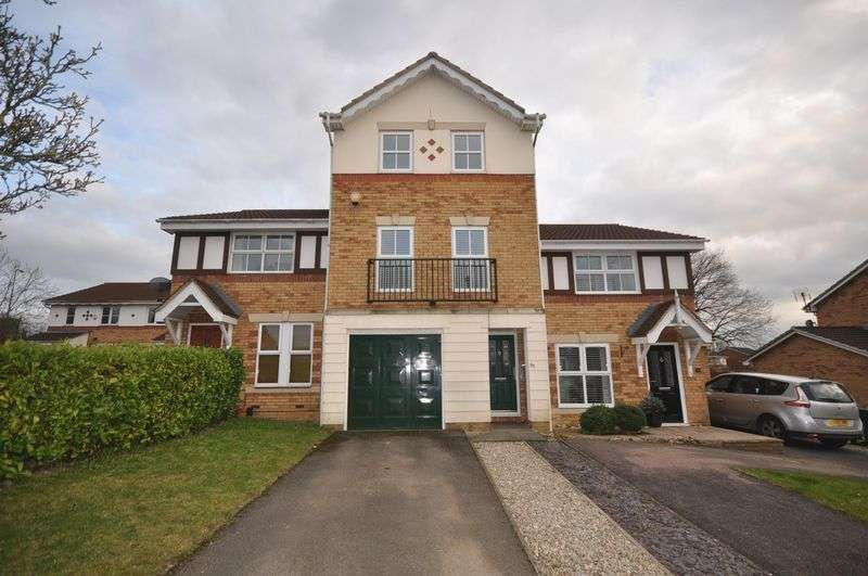 4 Bedrooms Terraced House for sale in Bye Mead, Emersons Green
