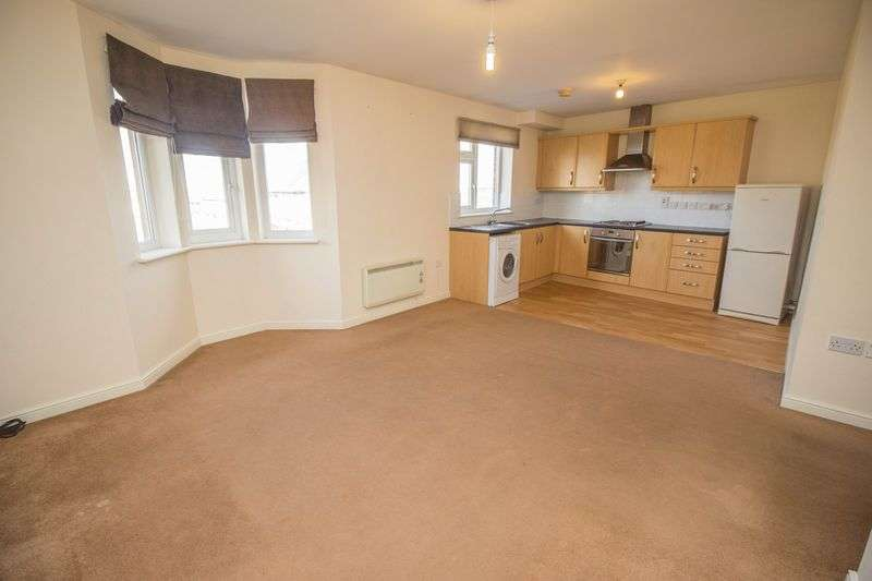 2 Bedrooms Flat for sale in Fairfield Place, Blaydon