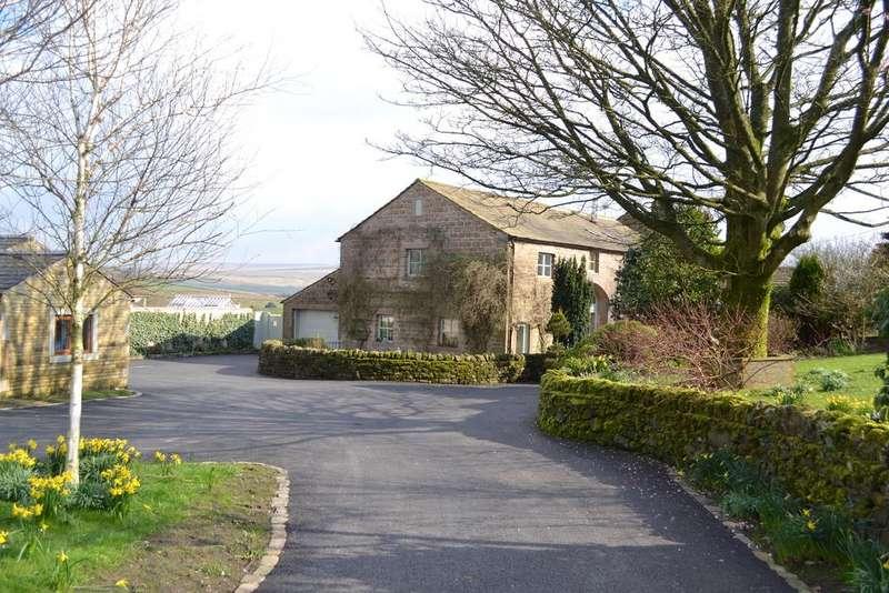 4 Bedrooms Barn Character Property for sale in Long Lane, Laneshawbridge BB8