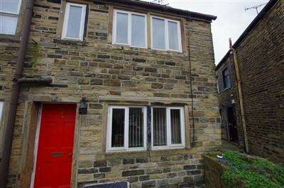 2 Bedrooms Terraced House for sale in GREAT HORTON ROAD, BRADFORD, WEST YORKSHIRE, BD7 4EY