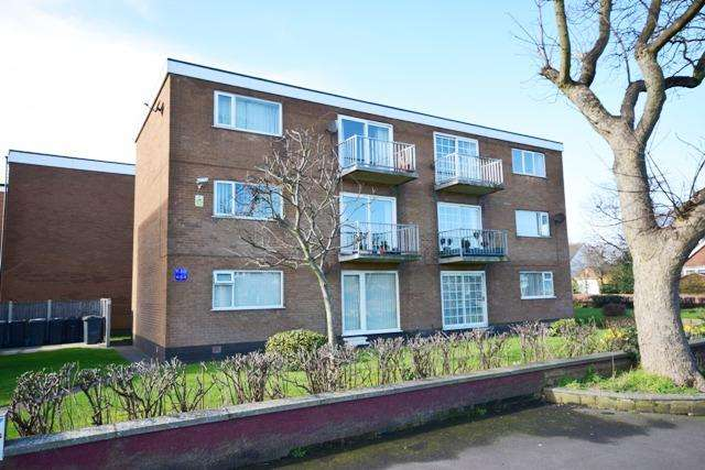 2 Bedrooms Flat for sale in Heyhouses Court, Heyhouses Lane, St. Annes-on-Sea, FY8