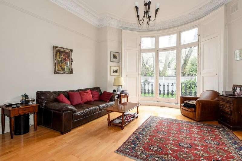 2 Bedrooms Flat for sale in Adamson Road, Belsize Park, NW3
