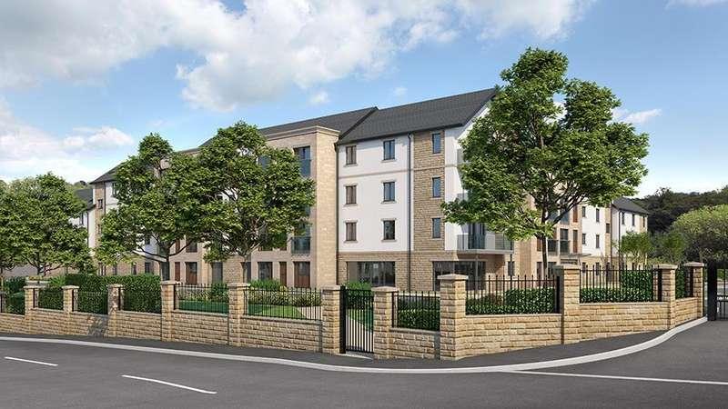 1 Bedroom Retirement Property for sale in CHESTERTON COURT, RAILWAY ROAD, ILKLEY, LS29 8JB