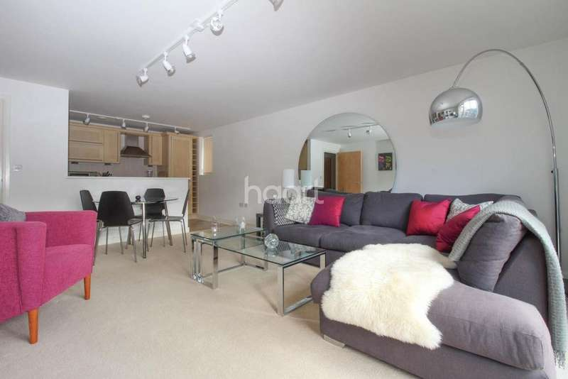 2 Bedrooms Flat for sale in New Half Moon Yard