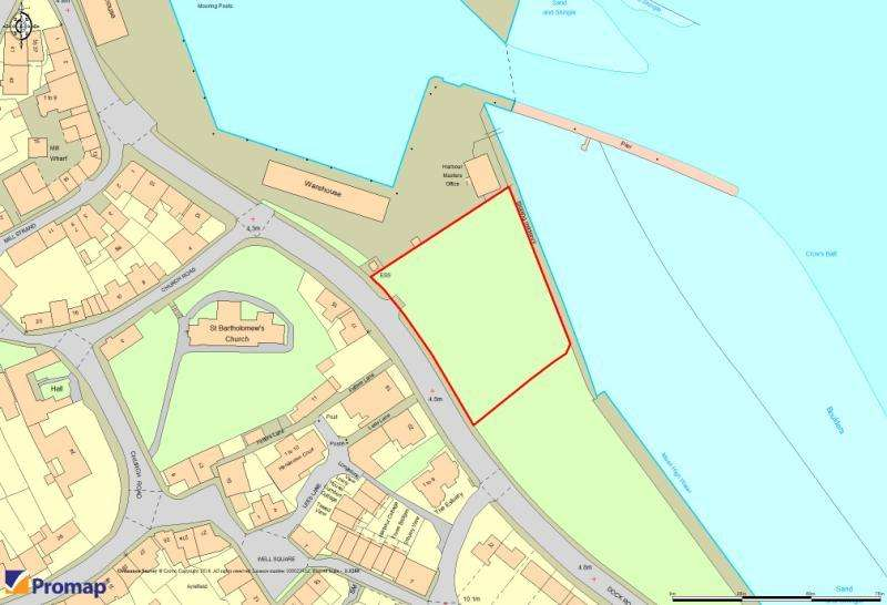 Residential Development Commercial for sale in Heritage Quay, Dock Road, Berwick-Upon-Tweed, Northumberland