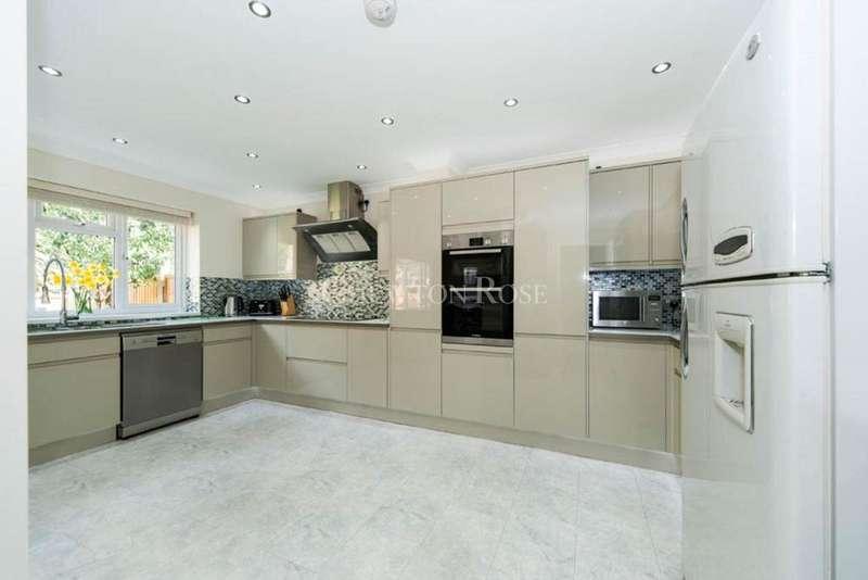 4 Bedrooms Semi Detached House for sale in Park Cresent, Sunningdale