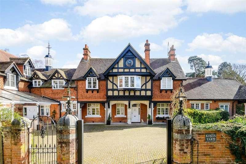 3 Bedrooms Flat for sale in Kings Yard, Prince Albert Drive, Ascot, Berkshire