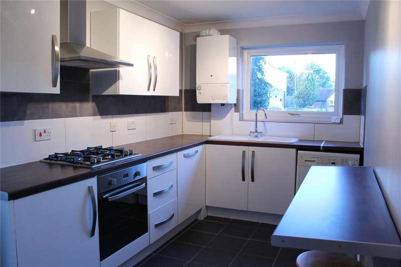 2 Bedrooms Apartment Flat for sale in Ardleigh Court, Hutton Road, Brentwood, Essex, CM15