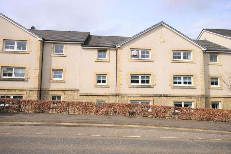 2 Bedrooms Flat for sale in Parkholme Court