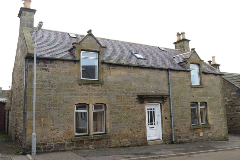 4 Bedrooms Detached House for sale in Gordon Street, Hopeman, Elgin, IV30