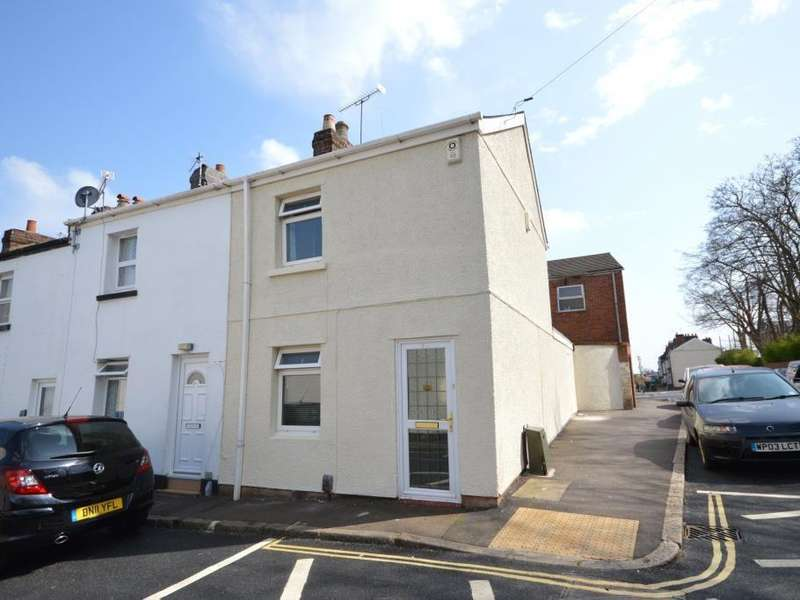 2 Bedrooms End Of Terrace House for sale in Heavitree, Exeter