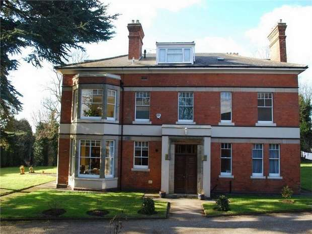 2 Bedrooms Flat for sale in Borrowcop House, Borrowcop Lane, Lichfield, Staffordshire