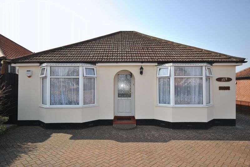 3 Bedrooms Detached Bungalow for sale in Reepham Road, Norwich