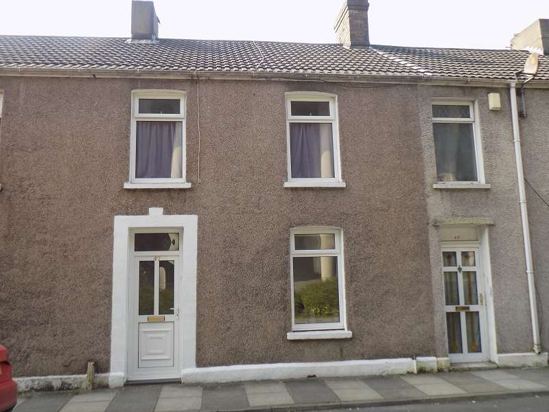 2 Bedrooms Terraced House for sale in Llewellyn Street, Port Talbot, Neath Port Talbot. SA12 8SF