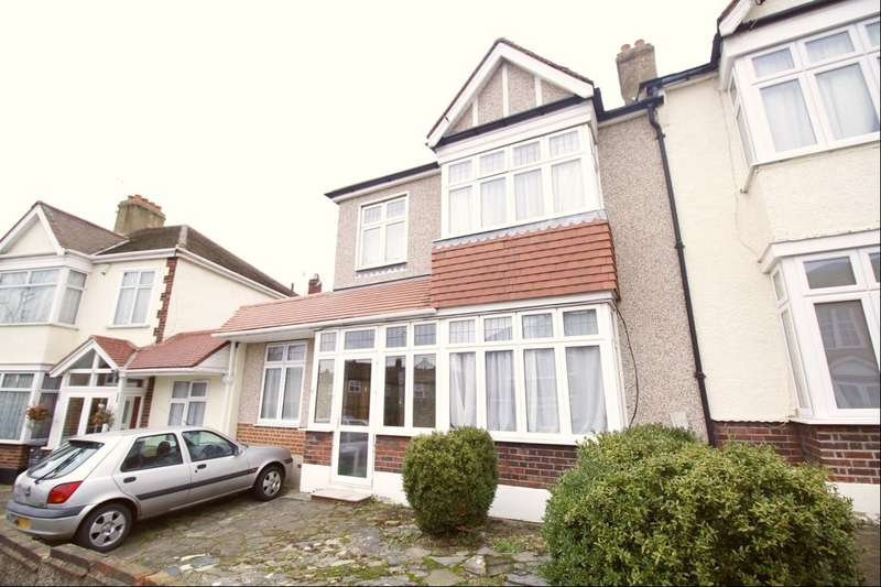 4 Bedrooms Semi Detached House for sale in Harland Road, London, SE12