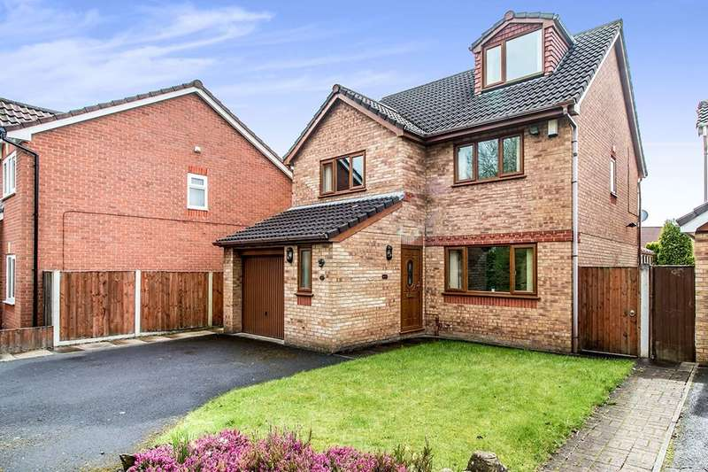 4 Bedrooms Detached House for sale in Valentines Road, Atherton, Manchester, M46