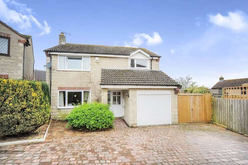 4 Bedrooms Detached House for sale in Wenhill Heights, Calne, SN11