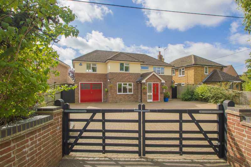 4 Bedrooms Detached House for sale in Watlington Road, Benson, Wallingford, OX10