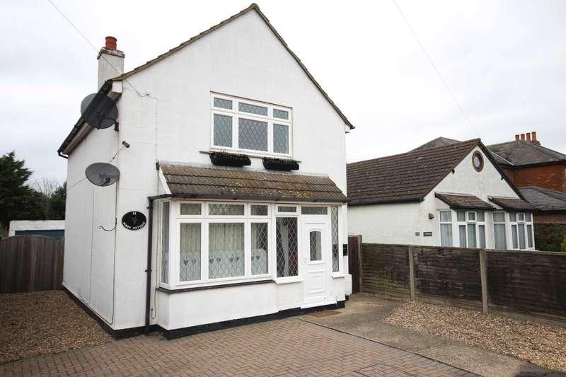 2 Bedrooms Detached House for sale in Station Road, Stoke Mandeville