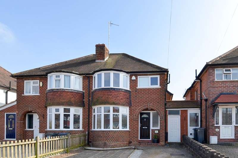 3 Bedrooms Semi Detached House for sale in Great Stone Road, Northfield, Birmingham