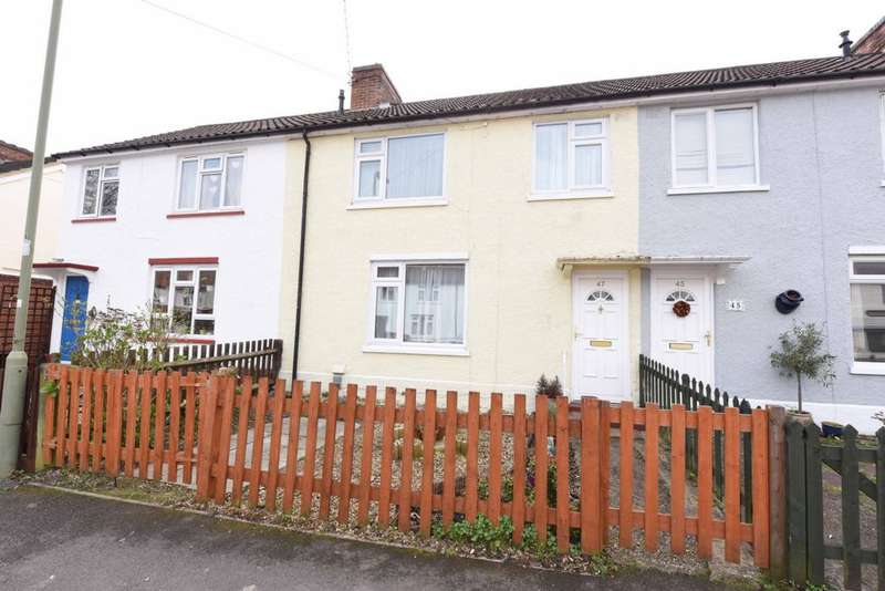 3 Bedrooms Terraced House for sale in High Street, North Camp, GU14