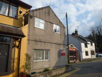 1 Bedroom Flat for sale in Wood Street, Menai Bridge, Anglesey, North Wales, LL59