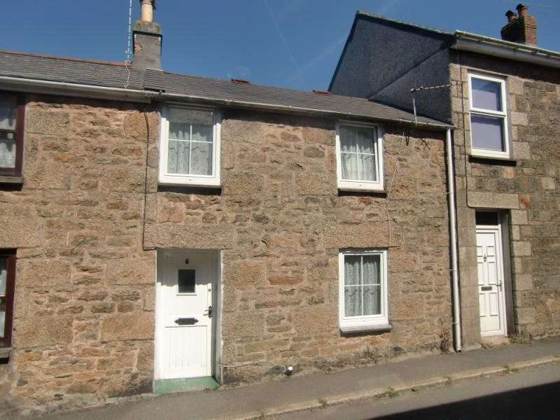 2 Bedrooms Terraced House for sale in Fore Street, Penponds, Camborne