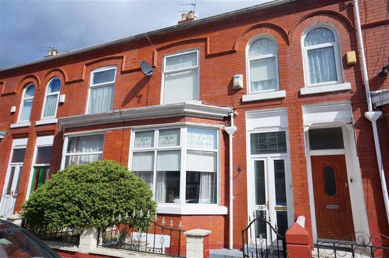 3 Bedrooms Property for sale in Darnley Street, Old Trafford, Trafford, M16