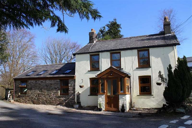 3 Bedrooms Detached House for sale in Pontrhydygroes, Ystrad Meurig