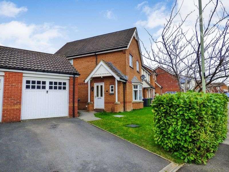 3 Bedrooms Terraced House for sale in Cusance Way, Trowbridge