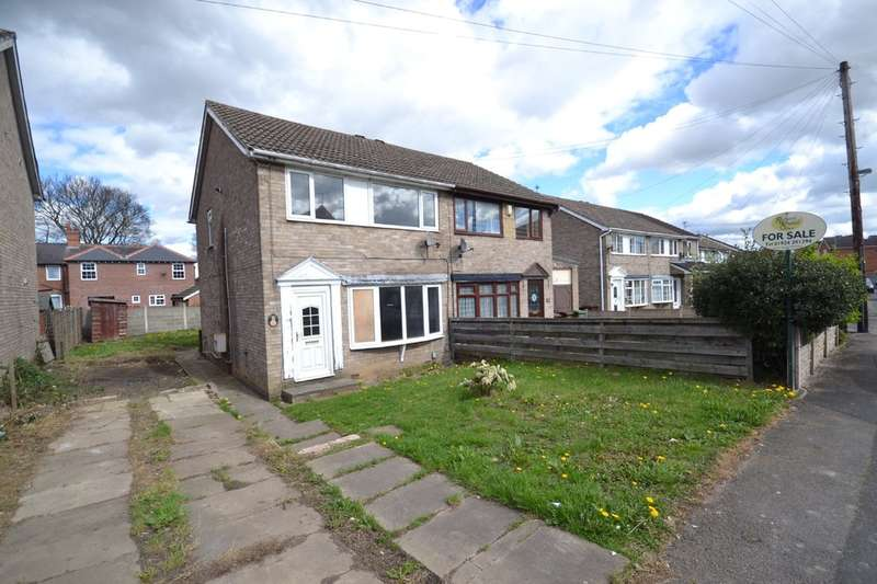 3 Bedrooms Semi Detached House for sale in Stafford Terrace, Wakefield