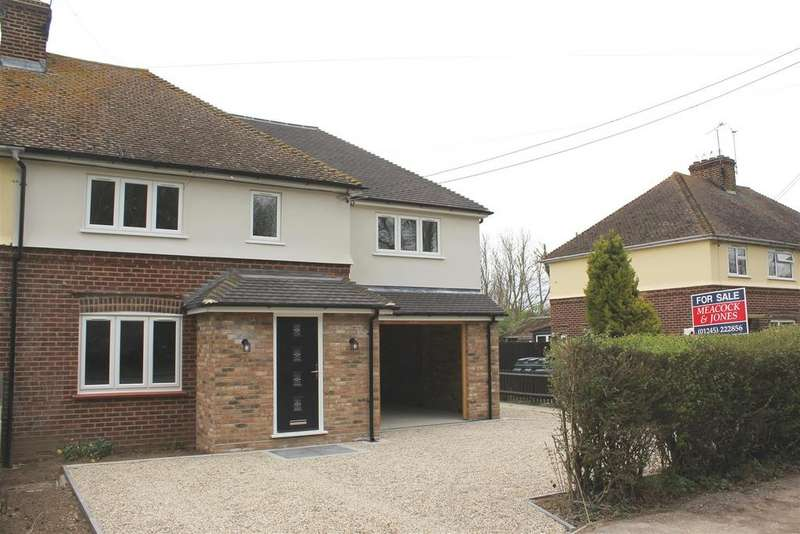 4 Bedrooms Semi Detached House for sale in Bicknacre