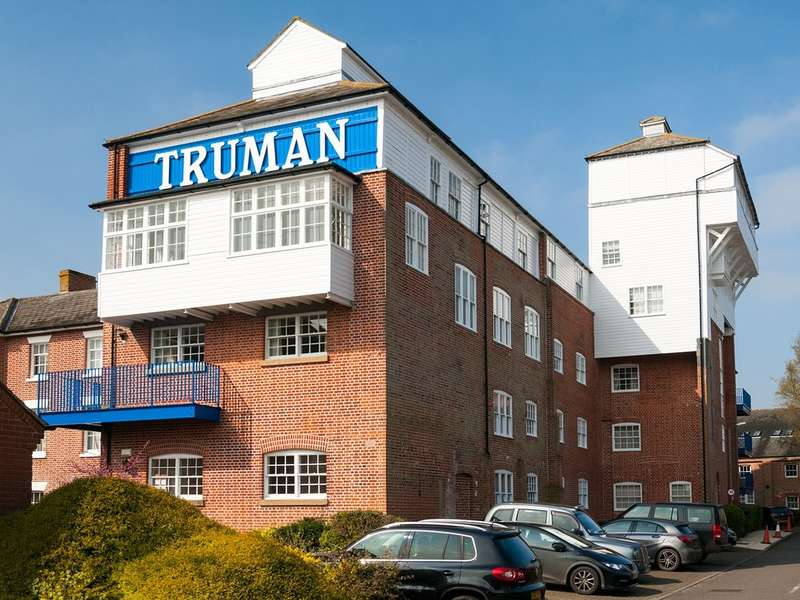 3 Bedrooms Penthouse Flat for sale in Truman Building, West Bergholt