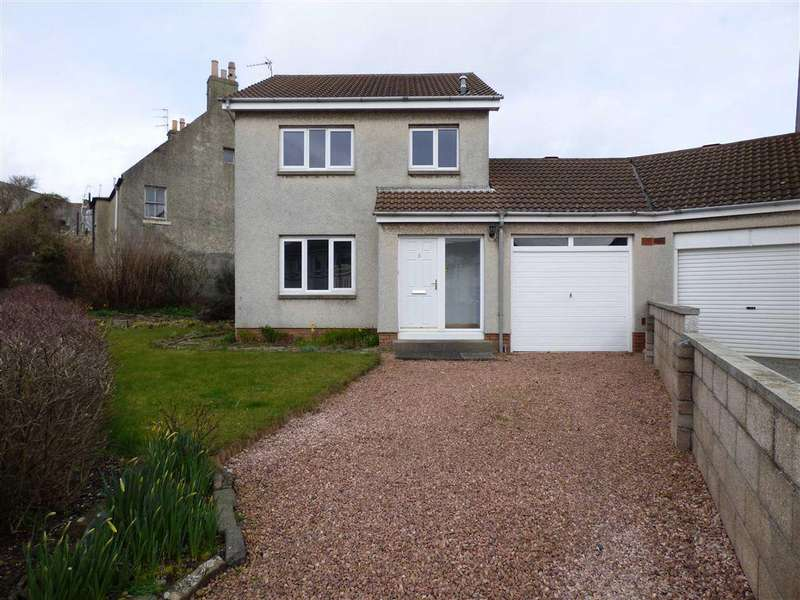 3 Bedrooms Link Detached House for sale in Regal Court, Anstruther, Fife