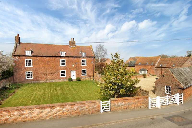 6 Bedrooms Detached House for sale in West End, Long Clawson, Melton Mowbray